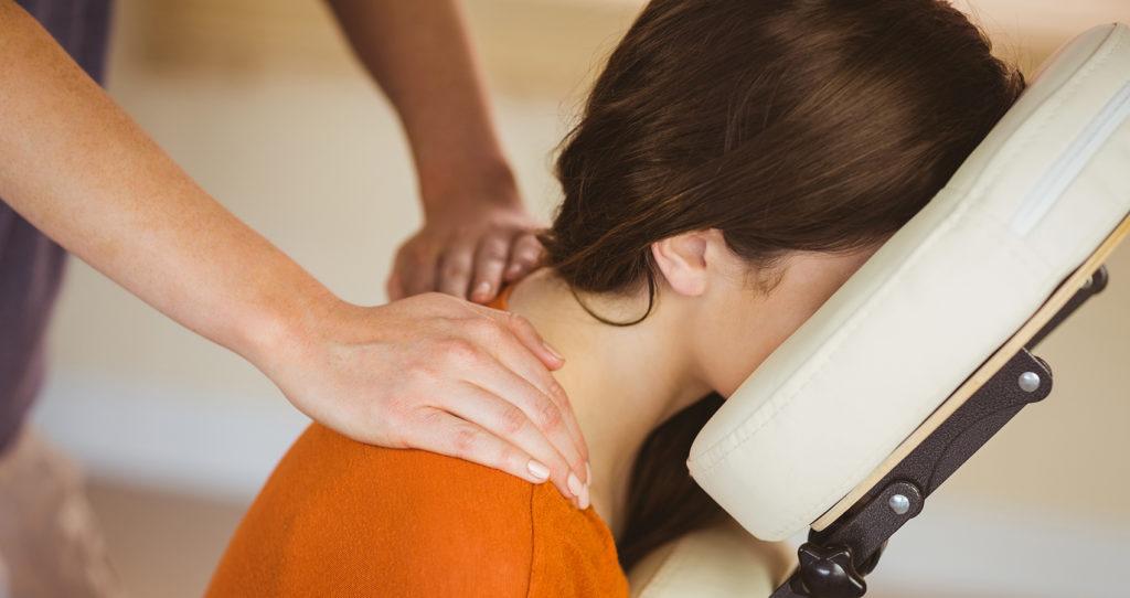 Stoelmassage van VitalityPro wordt als een van de beste in de markt ervaren