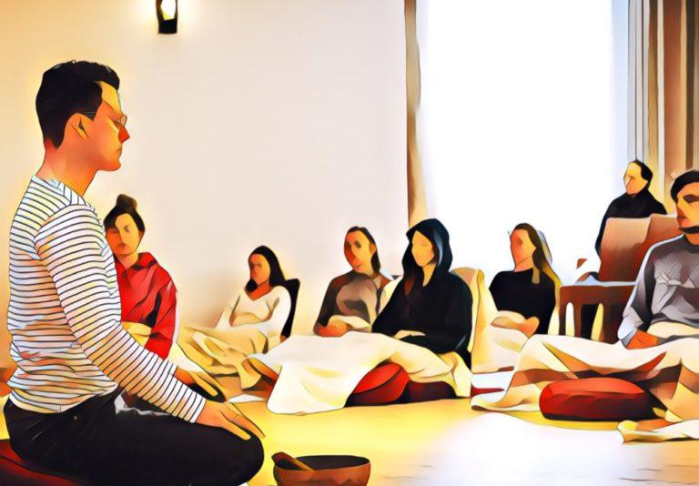 Mindfulness training op de werkvloer